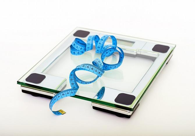 Calcolare il peso forma