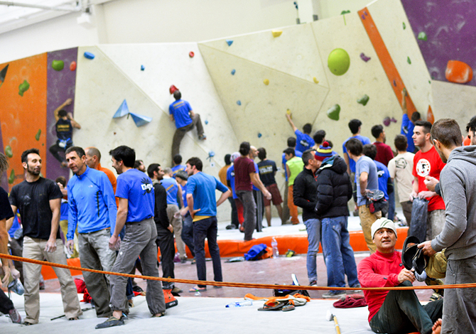 Boulder and Co Agrate Brianza Palestra arrampicata
