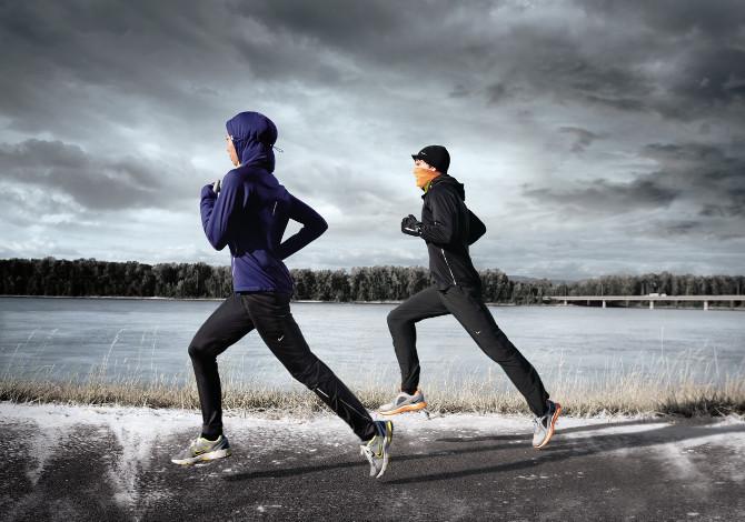 Perché allenarsi al freddo aiuta a dimagrire