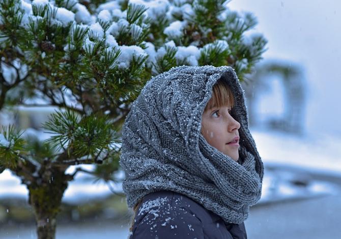 Bambini all'aperto in inverno si ammalano meno