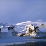 Lago Myvatn Guerre Stellari