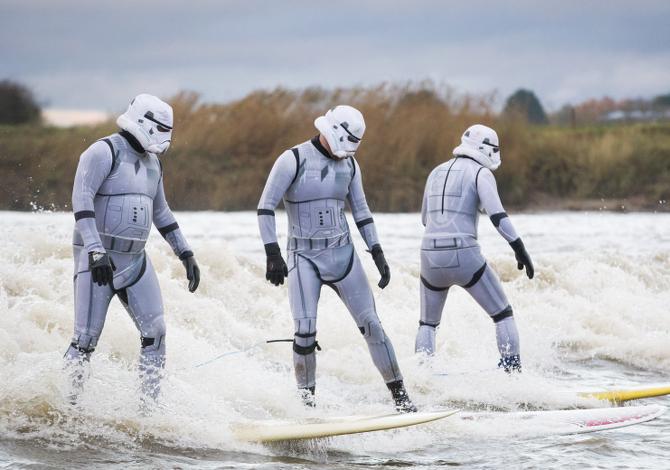 """""""Star Wars: Il Risveglio della Forza"""": come visitare i luoghi in cui è stato girato il film"""