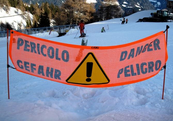 Le dieci piste nere più difficili del Trentino