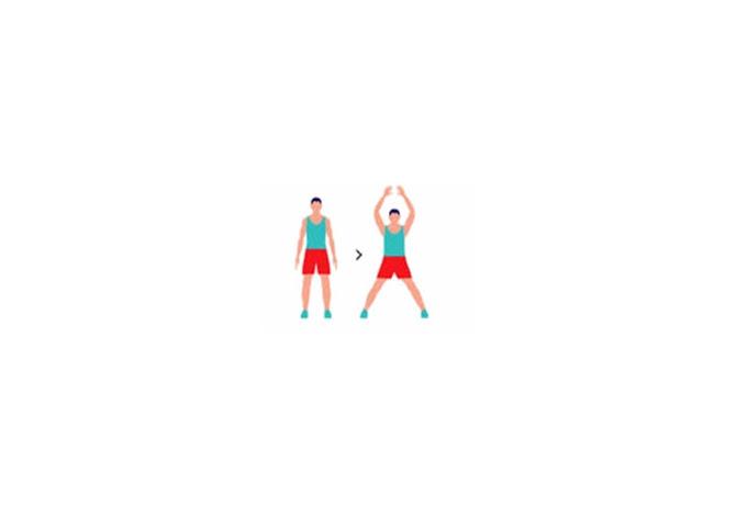 esercizio fisico a casa
