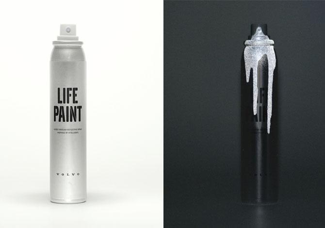 credits:Volvo Life paint