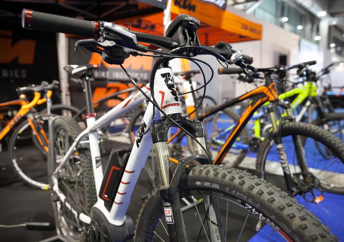 Prowinter 2016 Bike Shop Test