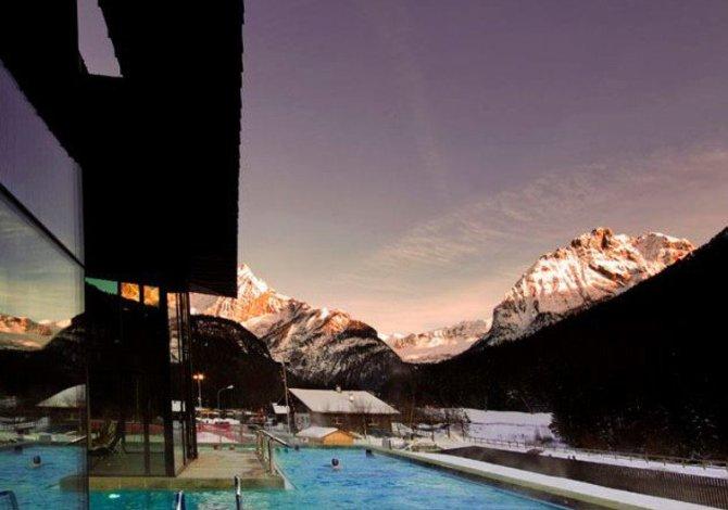 Sport invernali e benessere in Trentino
