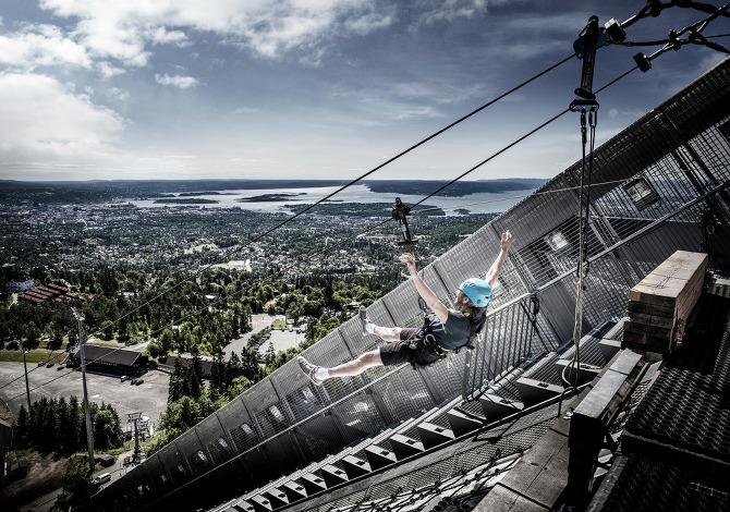 8 attività molto outdoor da fare a Oslo
