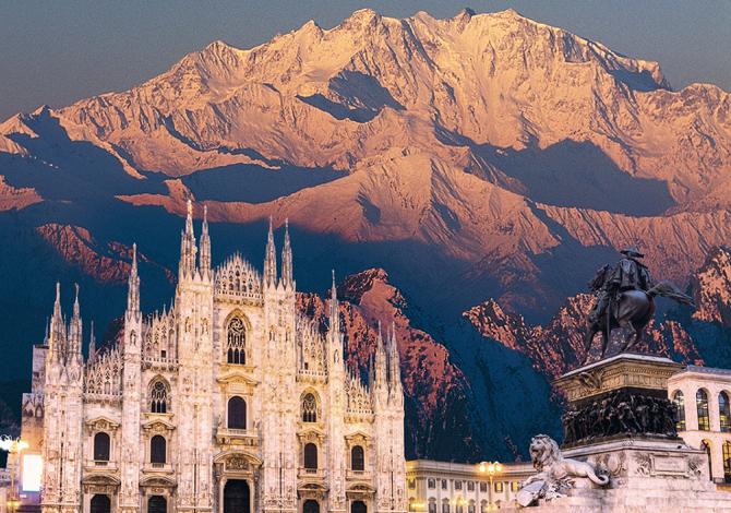 Mountcity Montagne a MIlano