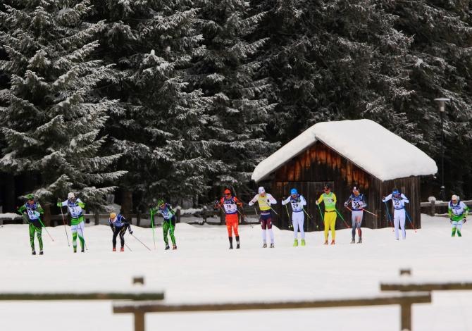 Il meglio dello sci di fondo in Trentino