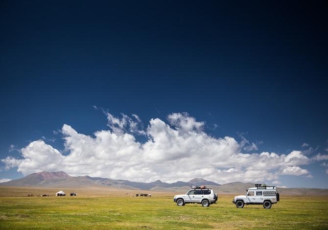 Latitude 45: viaggio dalla Svizzera alla Mongolia