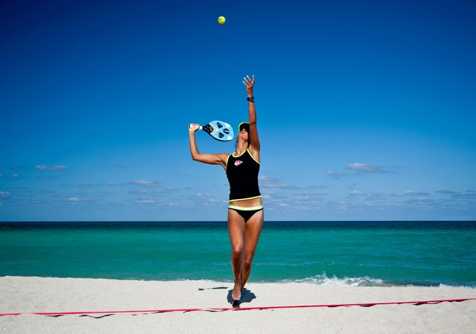 BEACH TENNIS MIAMI