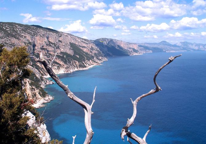 Sentiero Selvaggio Blu