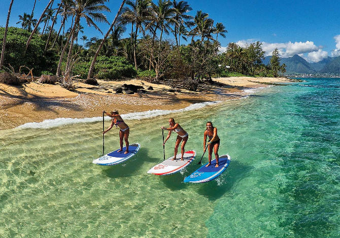 SUP Stand Up Paddling