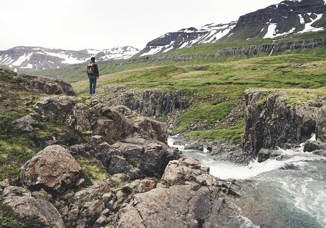 Camminare nella natura migliora capacita mentali