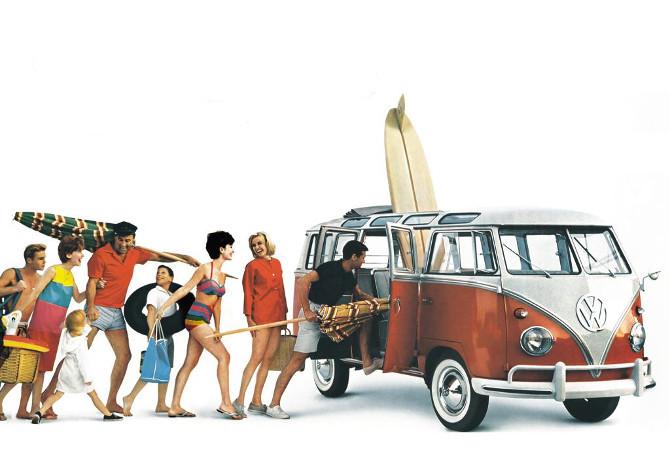 Il ritorno del mitico pulmino Volkswagen