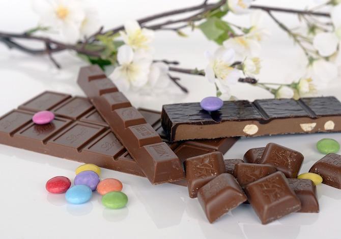 Il cioccolato rende intelligenti
