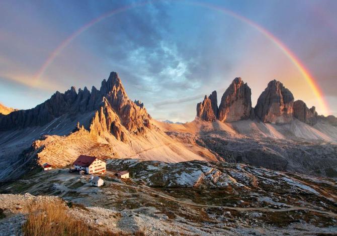 8 bellissime escursioni estive sui sentieri delle dolomiti for Immagini di case bellissime
