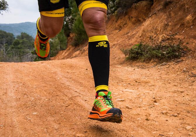 Dotazione correre gara trail running
