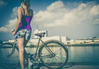 Multe andare in bicicletta in città
