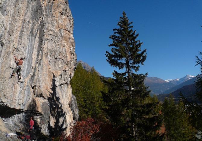 Arrampicata in Falesia Guide Alpine Lombardia