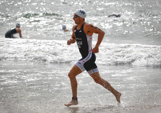 Corsa e nuoto si possono praticare assieme