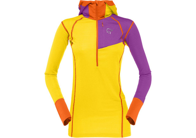 Super Hoodie Norrona base layer