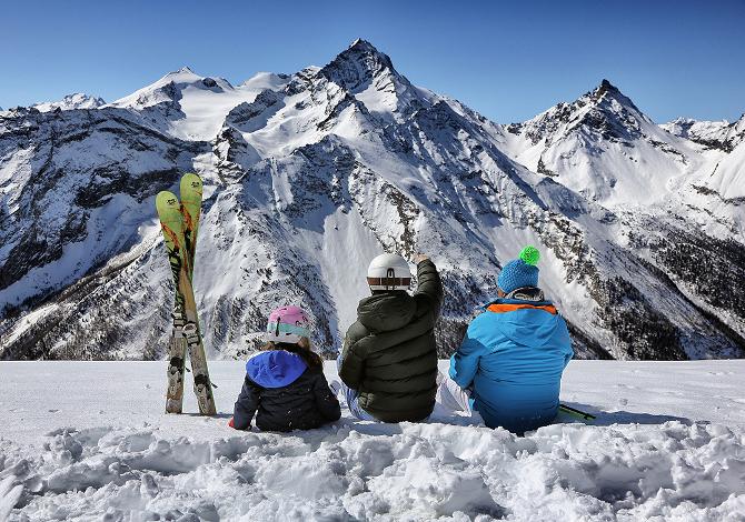 6 buoni motivi per andare a sciare a Pila adesso