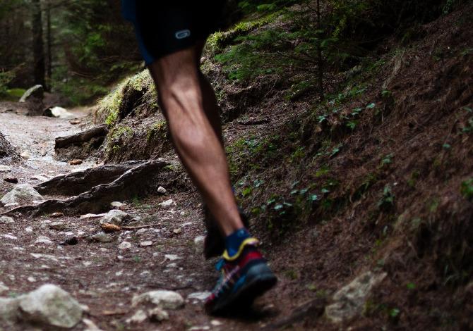 Come smaltire l'acido lattico nelle gambe