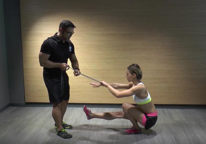 Video: i consigli per eseguire correttamente i Pistol Squat