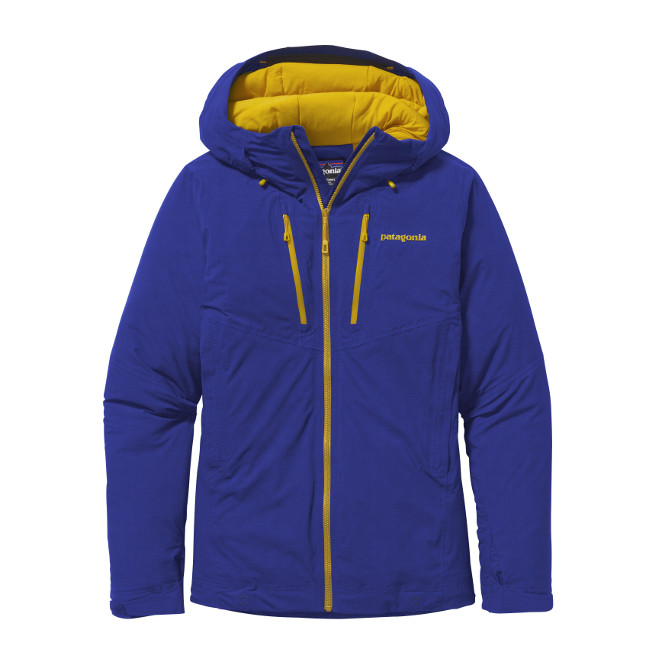 W's Stretch Nano Storm Jacket_Harvest Moon Blue