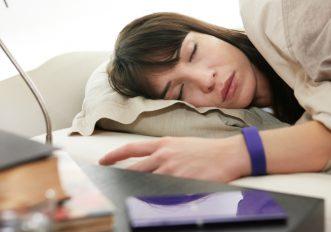 Braccialetti fitness rovinano il sonno