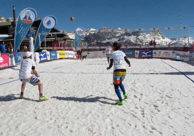 Snow Volley Prato Nevoso 2017