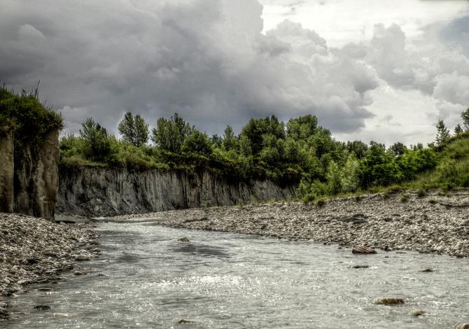 Fiume Marecchia Rimini