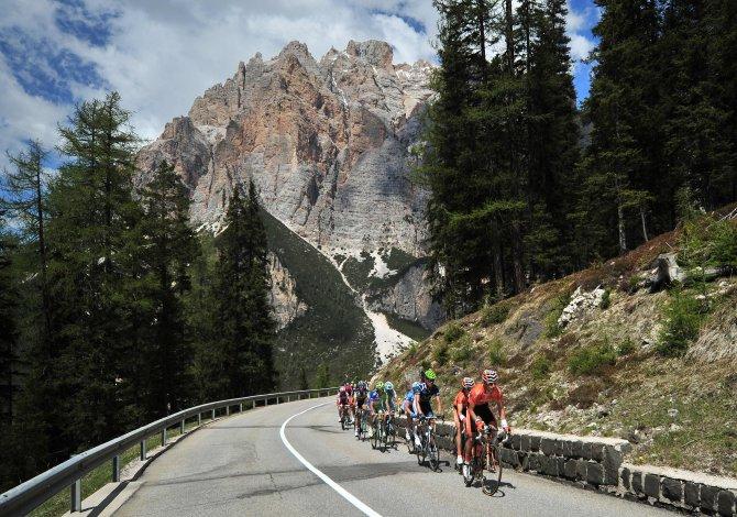 Giro d'Italia 2017 tappe terza settimana Alpi Dolomiti