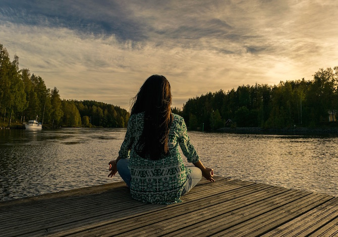 la mindfulness agisce meglio sulle donne