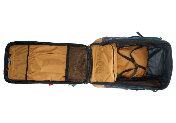 nuovo di zecca 7895d 0f3f7 7 motivi per comprare lo zaino Quechua Escape di Decathlon ...