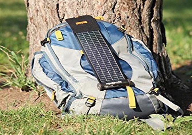 Bushnell solar wrap