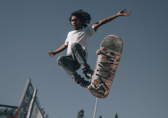 <b>Acrobazia in skateboard</b> - foto Pexels Pixabay