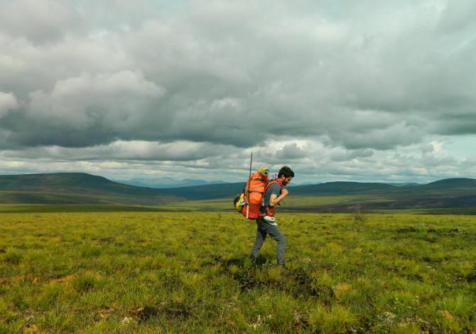 Eliott Schonfeld Alaska come Into the Wild
