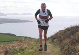 Ron Hill 52 anni corsa