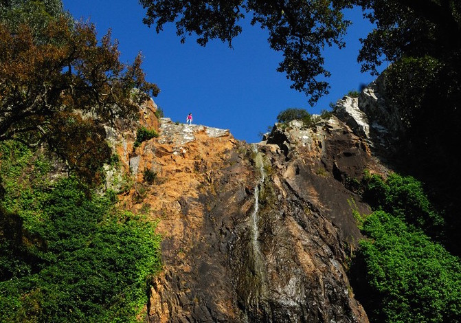 Rota Vicentina, Roche de Agua Alte. Foto Rota Vicentina