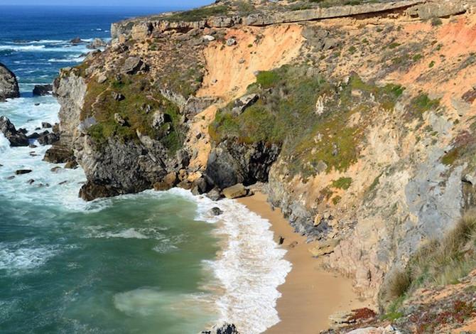 Rota Vicentina, il Sentiero dei Pescatori a Porto Covo, tappa 1 - foto Rota Vicentina