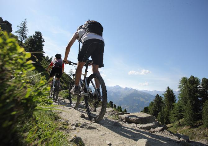 Pila Bikeland All Mountain MTB