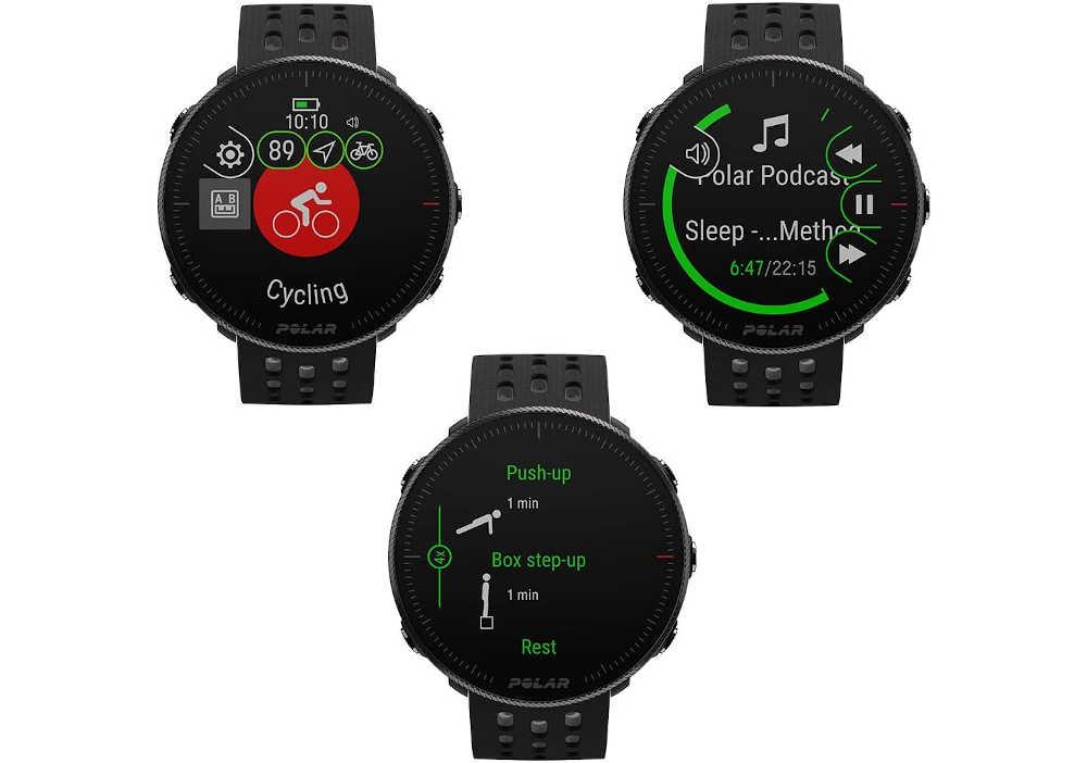 Polar Vantage M2 orologi Gps per correre