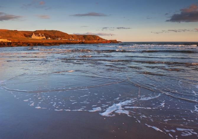 Cruden Bay. Foto Iain Sarjeant VisitScotland