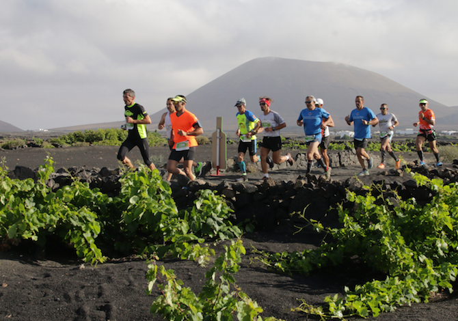 Lanzarote Wine Run: foto LWR