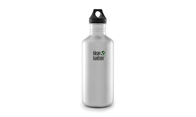 Klean Kanteen bottiglia acciaio