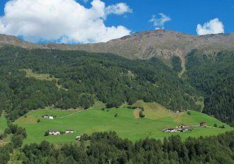 Val Venosta - foto Sudtirolo