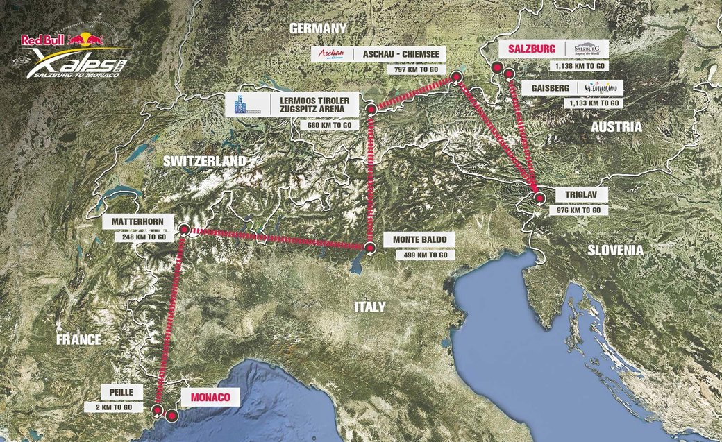 red-bull-xalps-route-map
